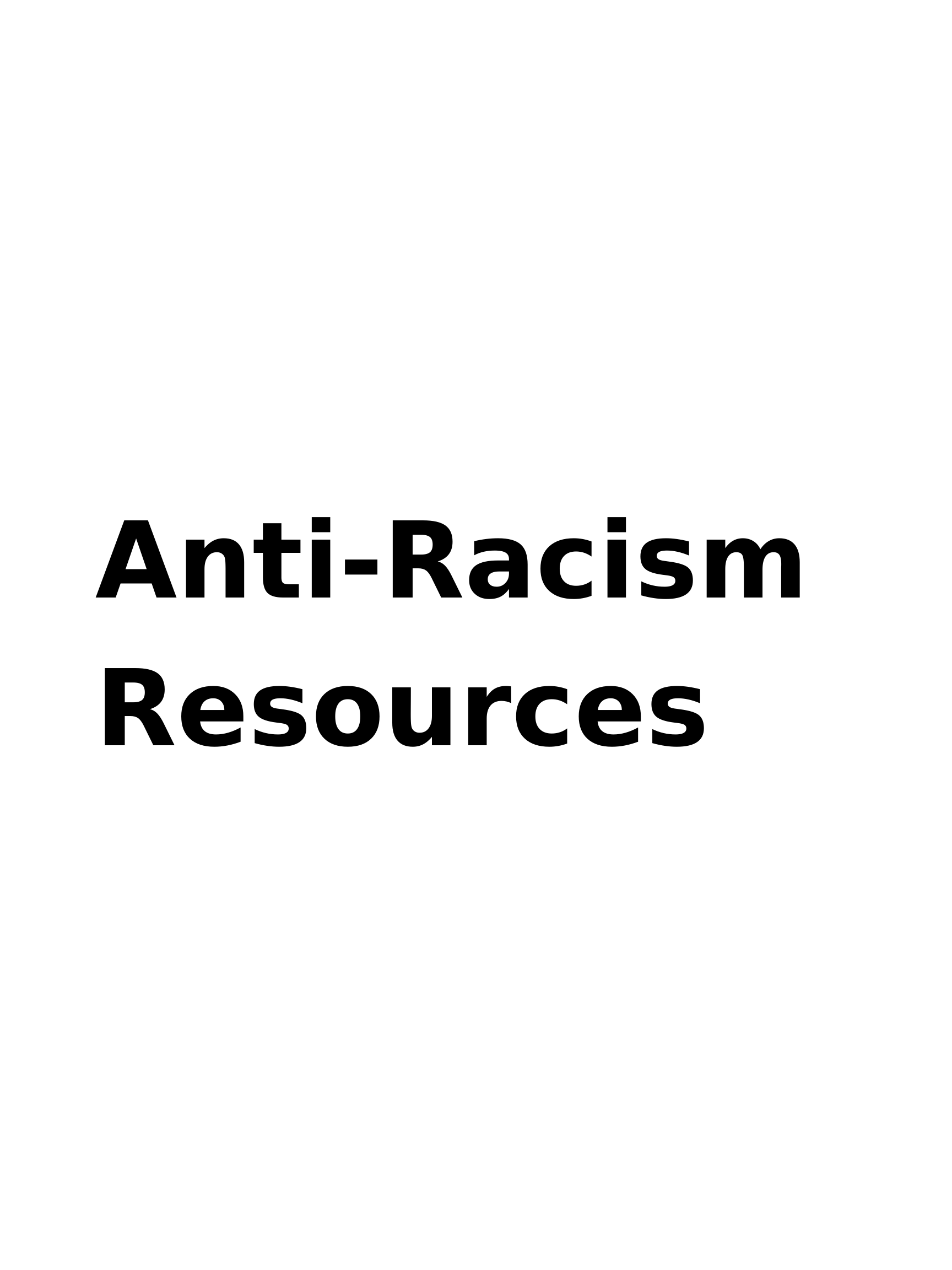 anti-racism-resources