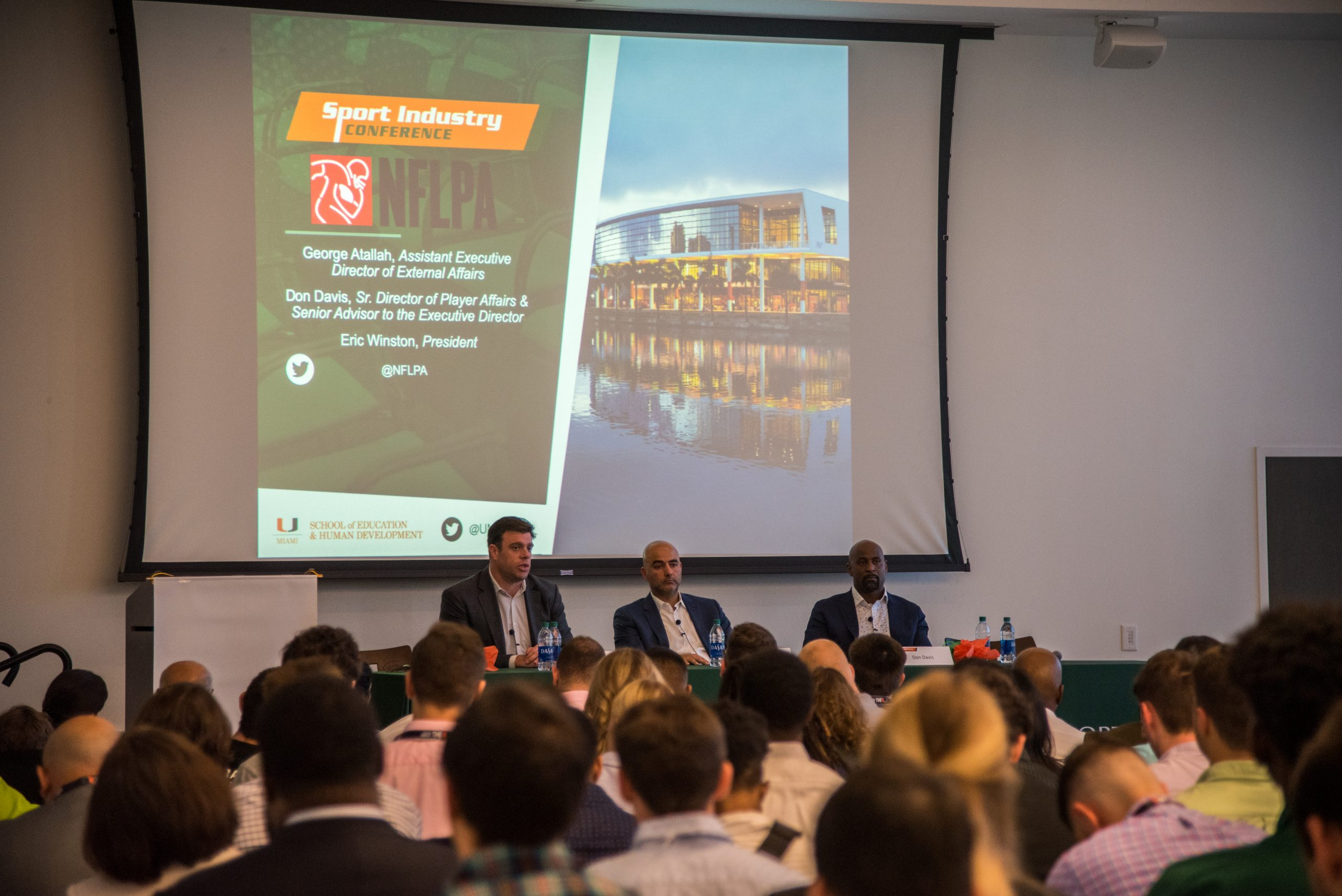 Sport Industry Conference Draws 400+ Attendees